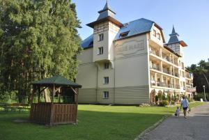 Apartamenty Muszelka Łukęcin