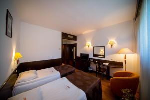 Best Western Central Hotel, Hotels  Arad - big - 5