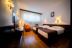 Best Western Central Hotel, Hotels  Arad - big - 1