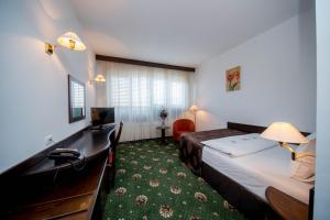 Best Western Central Hotel, Hotels  Arad - big - 10