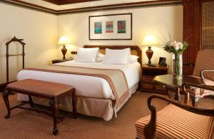 Hotel Plaza San Francisco, Hotel  Santiago - big - 10