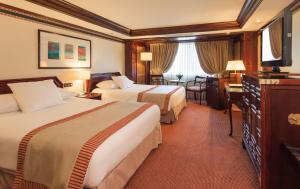 Hotel Plaza San Francisco, Hotel  Santiago - big - 21