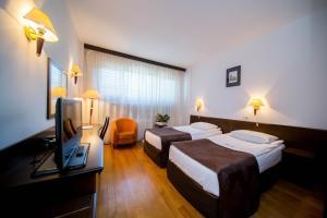 Best Western Central Hotel, Hotels  Arad - big - 17