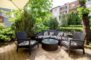 Best Western Central Hotel, Hotels  Arad - big - 29