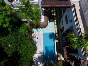 Residencia Gorila, Apartmanhotelek  Tulum - big - 88