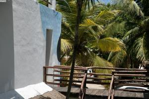 Residencia Gorila, Apartmanhotelek  Tulum - big - 32