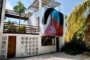 Residencia Gorila, Aparthotels  Tulum - big - 139