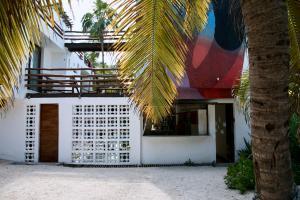 Residencia Gorila, Aparthotels  Tulum - big - 138