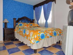 Hotel Casa Colonial, Hotels  Santa Rosa de Cabal - big - 16