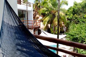 Residencia Gorila, Apartmanhotelek  Tulum - big - 37