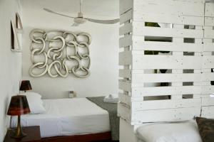Residencia Gorila, Apartmanhotelek  Tulum - big - 46