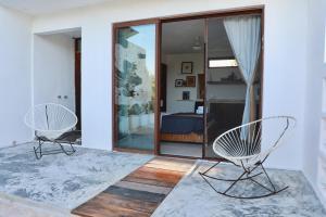 Residencia Gorila, Apartmanhotelek  Tulum - big - 12