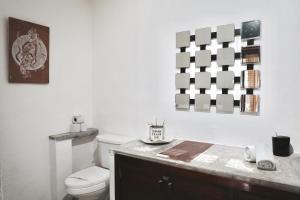 Residencia Gorila, Apartmanhotelek  Tulum - big - 92