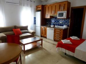 Santa Ana Apartamentos, Ferienwohnungen  Madrid - big - 25