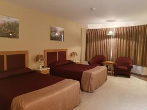 New Imperial Suites, Motels  Whitecourt - big - 10