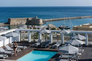 Aquila Atlantis Hotel, Hotely  Herakleion - big - 73