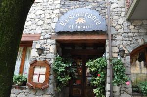 Hotel Ciria, Отели  Бенаске - big - 77