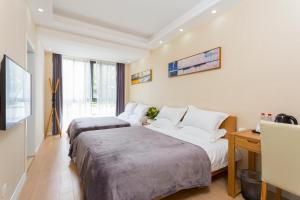 The PuShu, Guest houses  Shanghai - big - 5