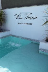 Cabañas Villa Titina, Lodge  Villa Carlos Paz - big - 44