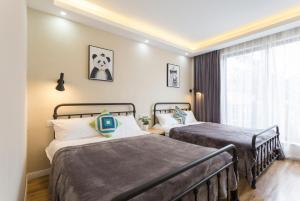 The PuShu, Guest houses  Shanghai - big - 20