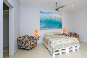 Apartment 5th Avenida, Apartmanok  Playa del Carmen - big - 25