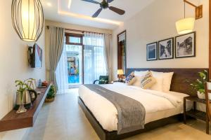 Riverside Hamlet Homestay & Villa, Vendégházak  Hoi An - big - 5