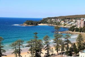 Relaxed beachside living, Apartmány  Sydney - big - 19