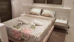 Penthouse Familial- Jacuzzi - La Palmeraie, Апартаменты  Эйлат - big - 36