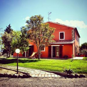 Agriturismo Fossederi, Farmy  Pieve di Santa Luce - big - 42
