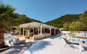 Akti Oneirou Camping and Bungalows, Luxury tents  Vourvourou - big - 36
