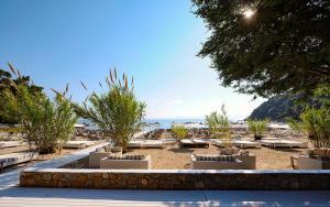 Akti Oneirou Camping and Bungalows, Luxury tents  Vourvourou - big - 25