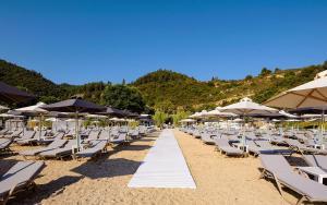 Akti Oneirou Camping and Bungalows, Luxury tents  Vourvourou - big - 26
