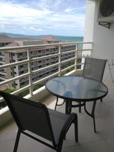 Studio View Talay 5C, Apartmány  Pattaya South - big - 12