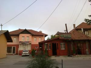 Guesthouse Trebovina