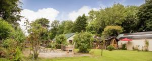 Priskilly Forest Country House, Kúriák  Fishguard - big - 29