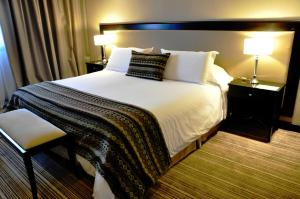 Los Pinos Resort & Spa Termal All Inclusive, Rezorty  Termas de Río Hondo - big - 82