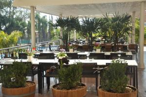 Los Pinos Resort & Spa Termal All Inclusive, Rezorty  Termas de Río Hondo - big - 72