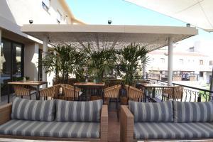 Los Pinos Resort & Spa Termal All Inclusive, Rezorty  Termas de Río Hondo - big - 71