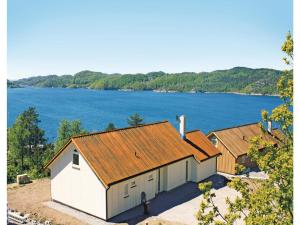 Holiday home Lindesnes Stusvik