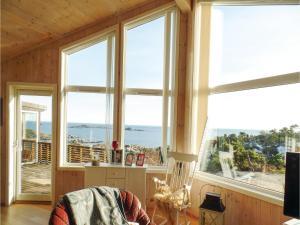 Three-Bedroom Holiday Home in Sogne, Nyaralók  Søgne - big - 9