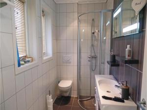 Three-Bedroom Holiday Home in Sogne, Nyaralók  Søgne - big - 7