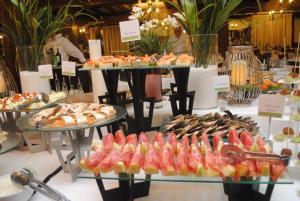 Los Pinos Resort & Spa Termal All Inclusive, Rezorty  Termas de Río Hondo - big - 78