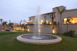 Los Pinos Resort & Spa Termal All Inclusive, Rezorty  Termas de Río Hondo - big - 28