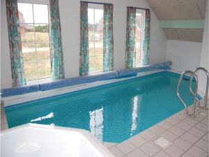 Holiday home Fyrvej Blåvand Denm, Дома для отпуска  Блаванн - big - 22