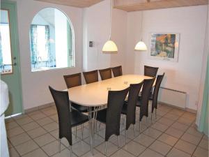 Holiday home Fyrvej Blåvand Denm, Дома для отпуска  Блаванн - big - 4