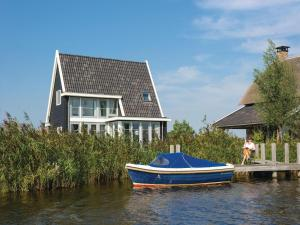 Holiday Home Bodelaeke-Wiedenwoning, Case vacanze  Giethoorn - big - 5
