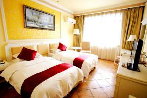 Hangzhou Huagang HNA Resort, Rezorty  Chang-čou - big - 15