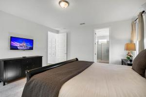 Encore Club at Reunion - 5BD Home - EC101, Holiday homes  Orlando - big - 32