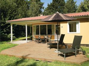 Holiday home Sluseparken Aakirkeby, Дома для отпуска  Vester Sømarken - big - 13