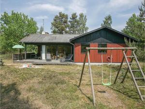 Holiday home Lyngvejen Aakirkeby III, Prázdninové domy  Vester Sømarken - big - 8